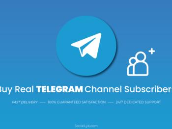 Buy Real Telegram Channel Subscribers