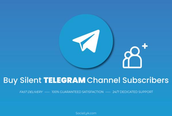 Buy Silent Telegram Channel Subscribers