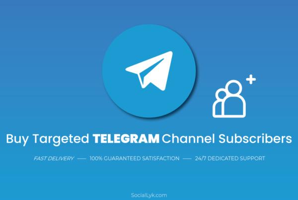 Buy Targeted Telegram Channel Subscribers
