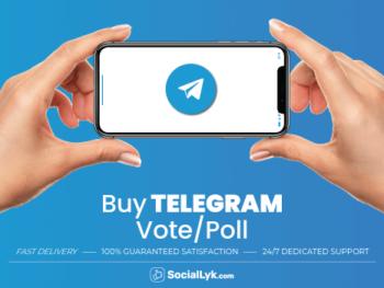 Buy Telegram Vote