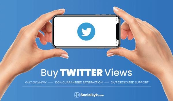 Buy Twitter Video Views