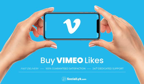 Buy Vimeo Likes