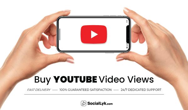 Buy YouTube Video Views