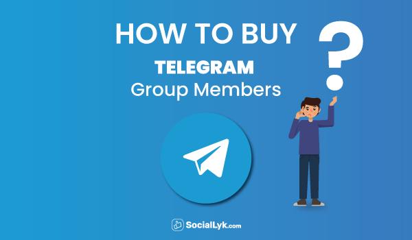 How to Buy Telegram Group Members?
