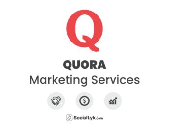 Buy Quora Shares