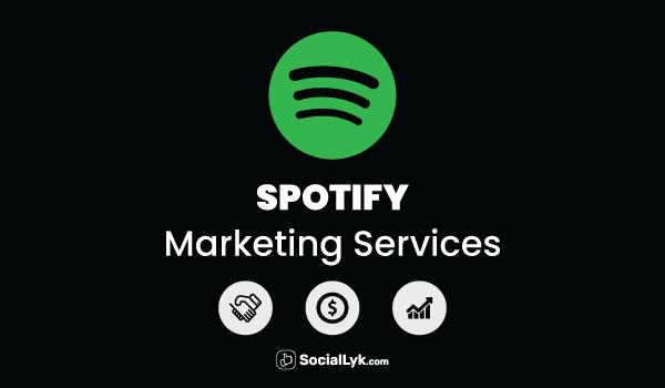 Spotify Marketing Services