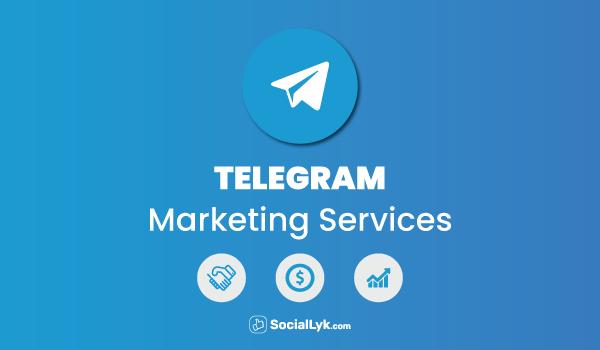 Telegram Marketing Services