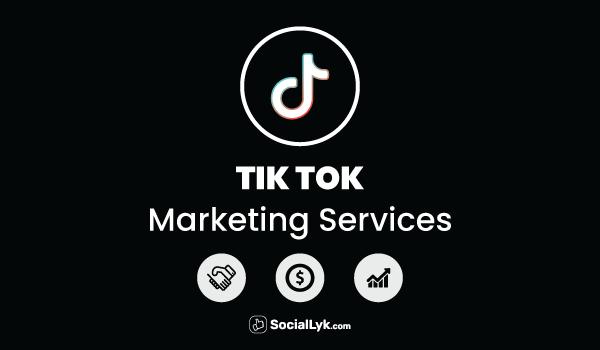TikTok Marketing Services