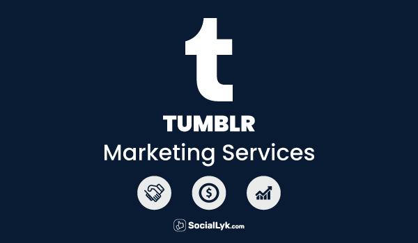 Tumblr Marketing Services