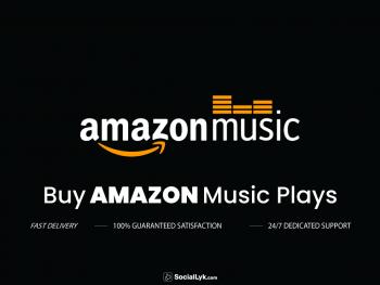 Buy Amazon Music Plays