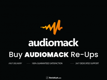 Buy Audiomack Re-ups