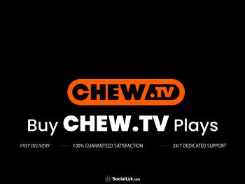 Buy Chew.tv Plays