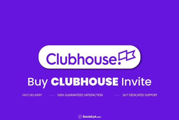 Buy Clubhouse Invite