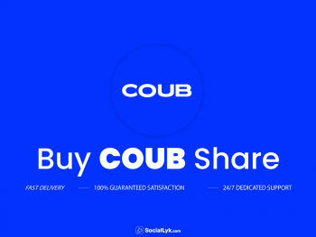 Buy Coub Share