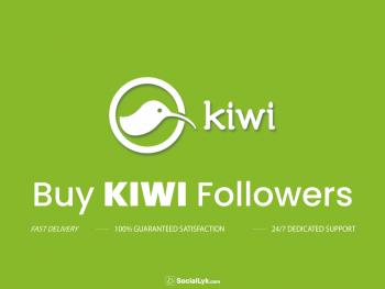 Buy Kiwi Followers