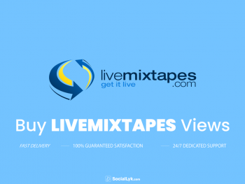 Buy LiveMixtapes Views