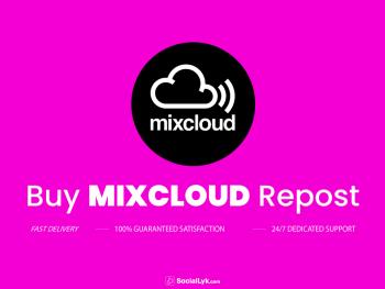 Buy Mixcloud Repost