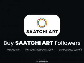 Buy Saatchi Art Followers