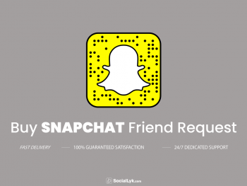 Buy Snapchat Friend Requests