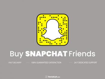 Buy Snapchat Friends