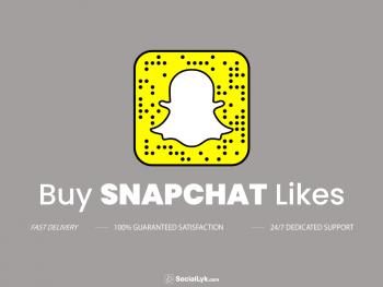Buy Snapchat Likes