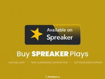 Buy Spreaker Plays