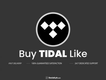 Buy Tidal Premium Song Likes