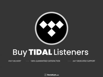 Buy Tidal Listeners