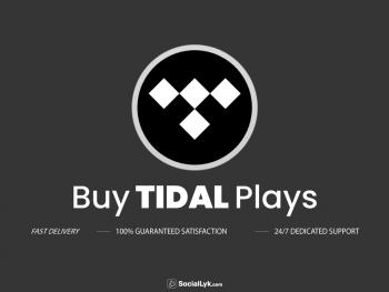 Buy Tidal Plays
