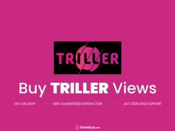 Buy Triller Video Views