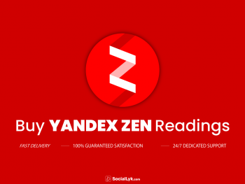 Buy Yandex Zen Readings